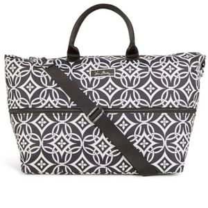 Vera Bradley - Lighten up - Expandable Travel Tote